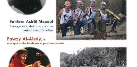 affiche rencontre interculturelle