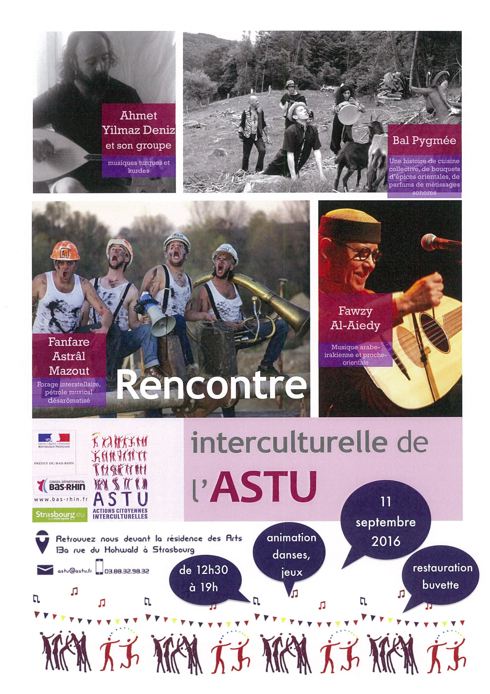 rencontre interculturelle 2016