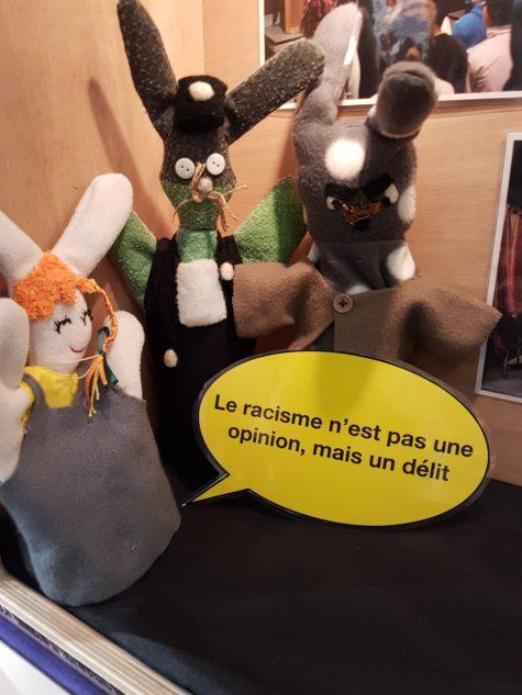 Contre le racisme et les discriminations